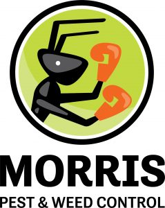 Morris Pest and Weed Control Logo
